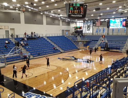 Gillette College Pronghorn Center