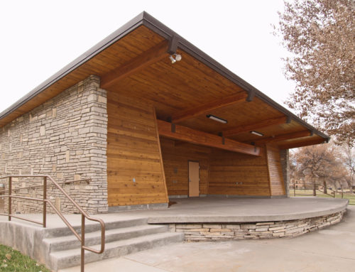 Hot Springs State Park Bandshell