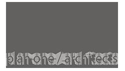 Plan One/Architects Logo