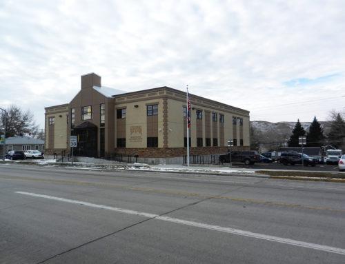 Green River Police Station