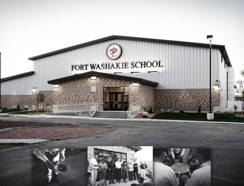 Ft. Washakie Charter High School